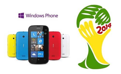 Brasil 2014 aplicaciones
