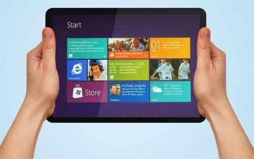 Tablets Microsoft