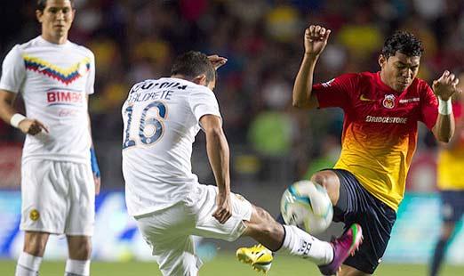 América enfrenta a Monarcas en el Torneo de Apertura