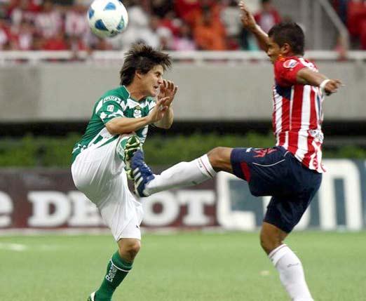 Chivas contra Santos en la Jornada 5