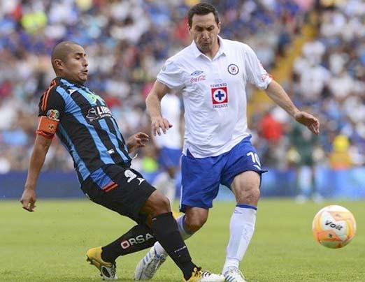 Cruz Azul contra Querétaro, juego de la Jornada 6