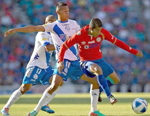Cruz Azul contra Puebla, Jornada 4
