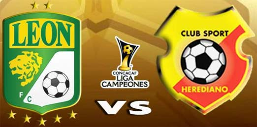 Club León enfrenta a Herediano de Costa Rica