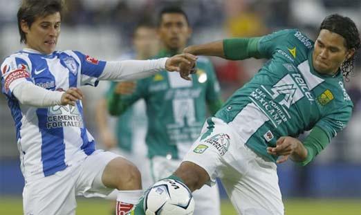Tuzos del Pachuca contra Club León, en la Jornada 7