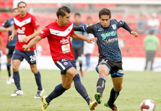 Querétaro contra Veracruz, jornada 5