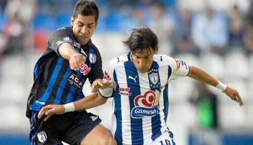 Querétaro contra Pachuca, jornada 3