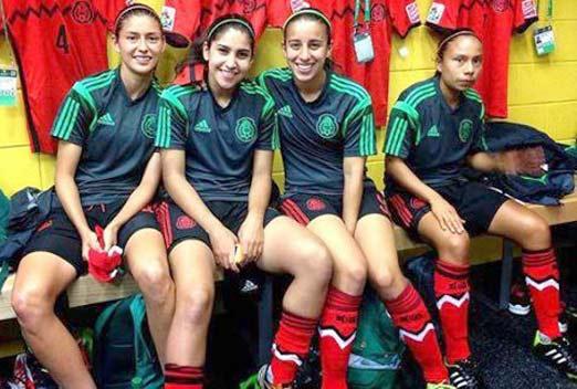 Selección Femenil Sub-20 de México, enfrenta a Corea del Sur