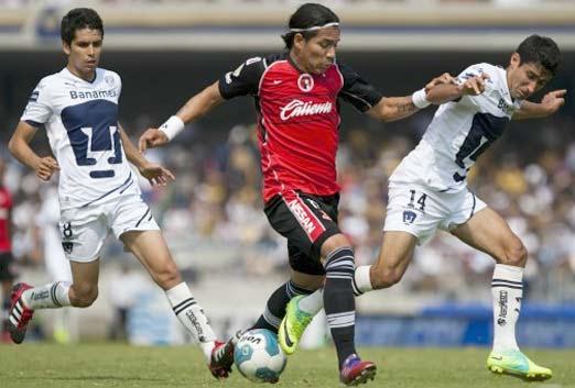 Xolos de Tijuana contra Pumas de la UNAM, Jornada 6