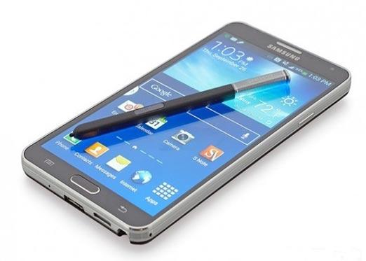 Nueva samsung galaxy note 4 con el S pen