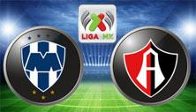 Atlas contra Monterrey en plena Jornada 10