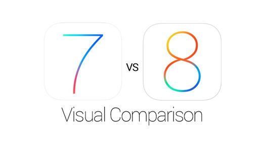 como volver a tener iOS 7