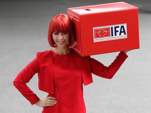 Presentaciones IFA 2014