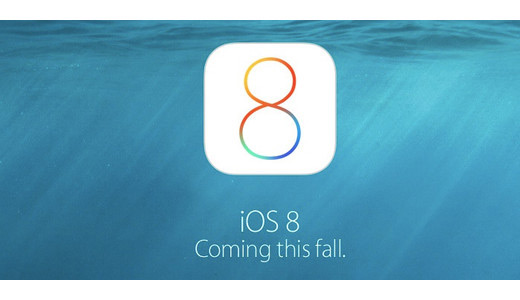 problemas con el iOS 8 al momento