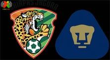 Pumas de la UNAM vs Jaguares de Chiapas juego del 28 de Septiembre