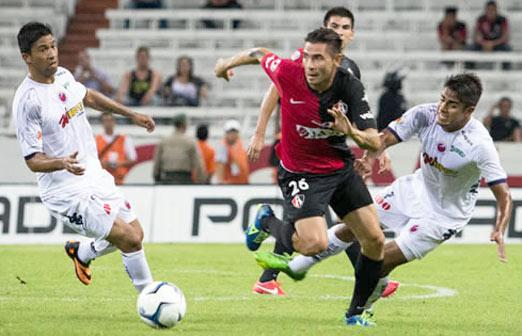 Veracruz enfrenta Atlas este 12 de septiembre de 2014