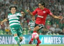 Xolos enfrenta a Santos en el Estadio CAliente de Tijuana