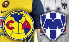América enfrenta a Monterrey en el Estadio Azteca