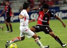 Atlas enfrenta a Toluca en el Estadio Jalisco. Jornada 13,