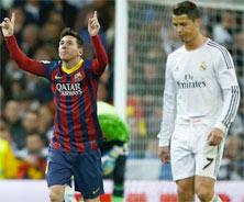 Barcelona llega de visita al Santiago Bernabéu para enfrentar a su rival Real Madrid