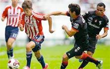 Chivas enfrenta a Atlas en el omnilife