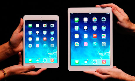 iPad Mini 3 y iPad Air 2 disponibles