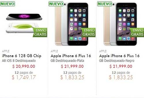 Smartphones Apple