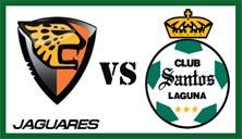 Jaguares enfrenta a Santos y las cosas se ponen difíciles