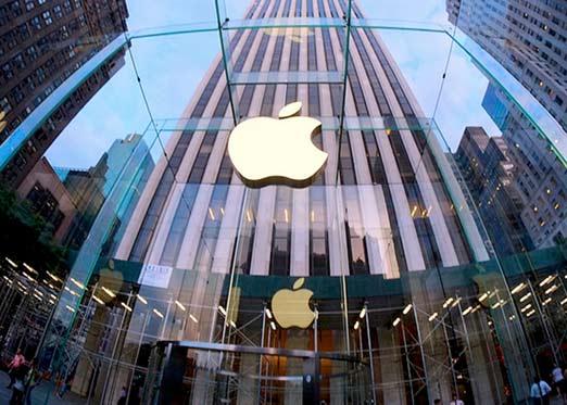 Las acciones de Apple tienen