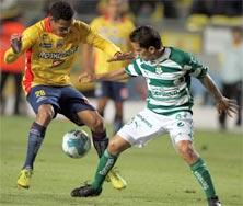 Monarcas enfrenta a Santos y llega como visitante