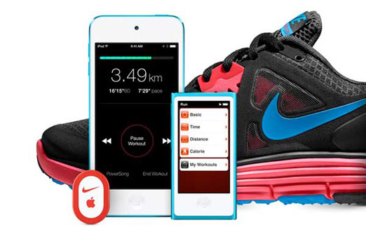Apple y Nike en alianza