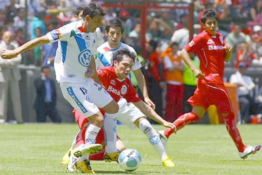 Puebla enfrenta a Toluca este 5 de octubre