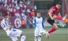 Querétaro enfrenta a Xolos de Tijuana