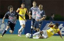 Rayados de Monterrey contra Monarcas de Morelia, Jornada 15