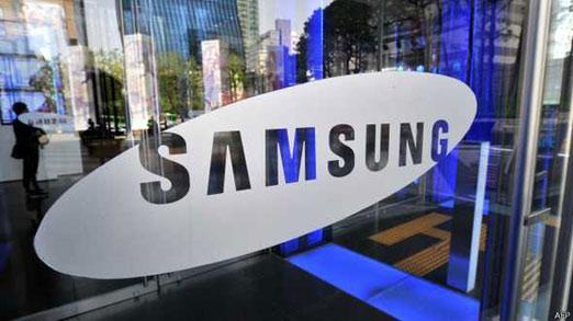 Ventas de Samsung