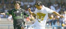 Santos Laguna vs Pumas UNAM juego de la Jornada 14