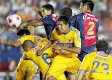 Tigres enfrenta a Veracruz este 4 de octubre