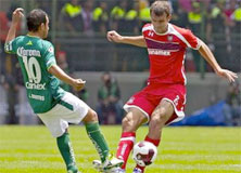 Toluca enfrenta al León con ganas de ganar