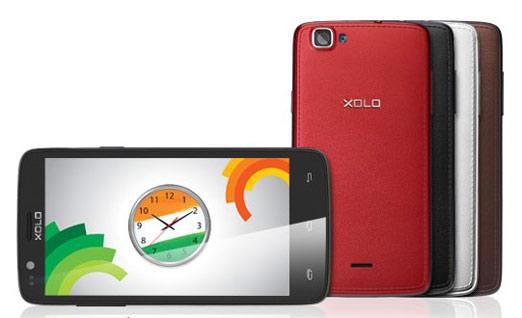 Xolo One smartphone
