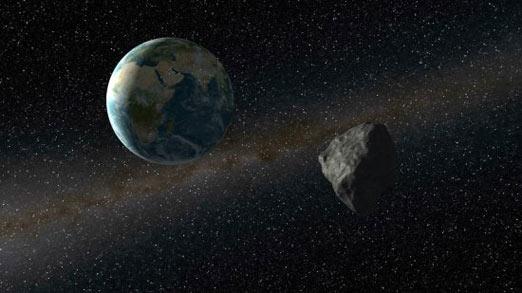 Asteoride 2014 UR-116 podria