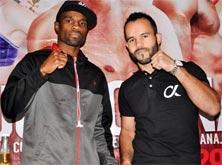 Álvarez vs Harris, pelea de box
