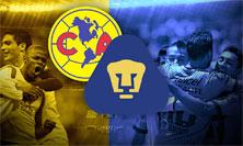 América enfrenta a Pumas, juego del 26 de Noviembre de 2014