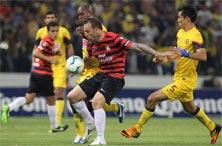 Atlas enfrenta al América en el Estadio Azteca