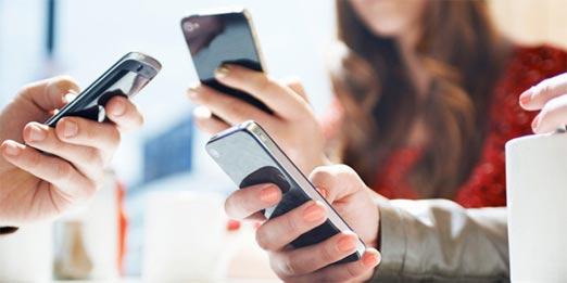 Aumento en utilización de Smartphones en Argentina