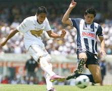 Pumas enfrenta a Monterrey este domingo