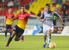 Querétaro contra Monarcas juego de la Jornada 16