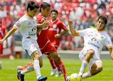 Toluca enfrenta a Chiapas en los cuartos de final