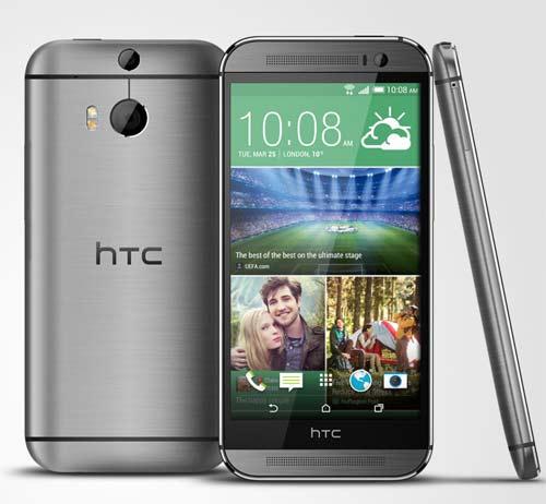 Actualicaciones de HTC