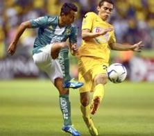 América contra León encuentro de la Jornada 1