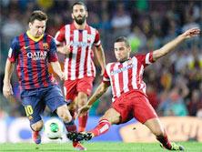 Barcelona enfrenta al Atlético de Madrid este domingo 11 de Enero