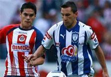 Chivas contra Pachuca en el Omnilife